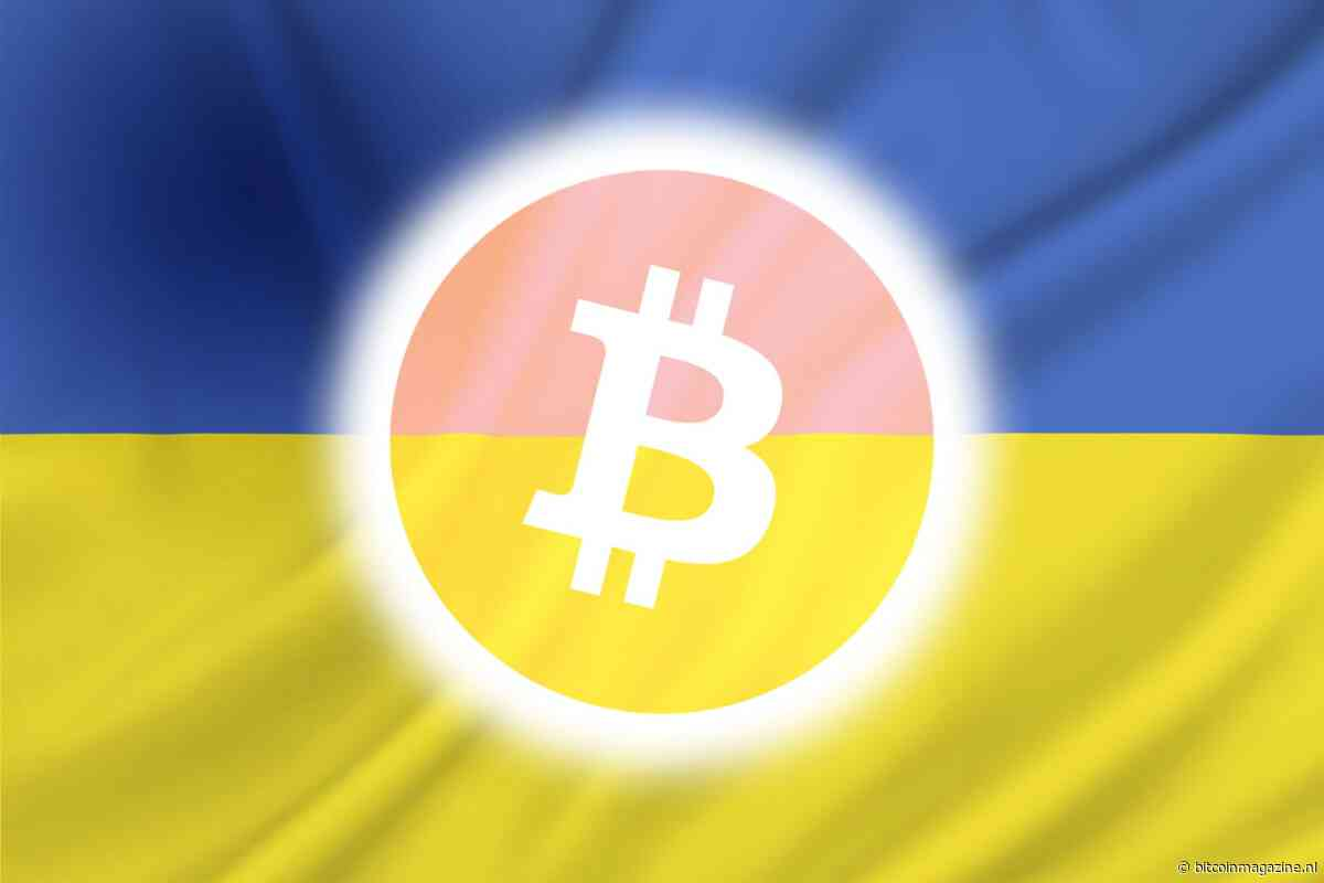 Bitcoin (BTC) en andere cryptovaluta nu ook in Oekraïne onder vergrootglas