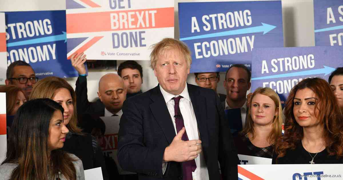 Boris Johnson set to tell Sunderland voters 'Labour has let you down most of all'