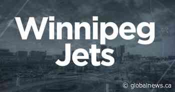 Winnipeg hosts Detroit after Scheifele's 2-goal game