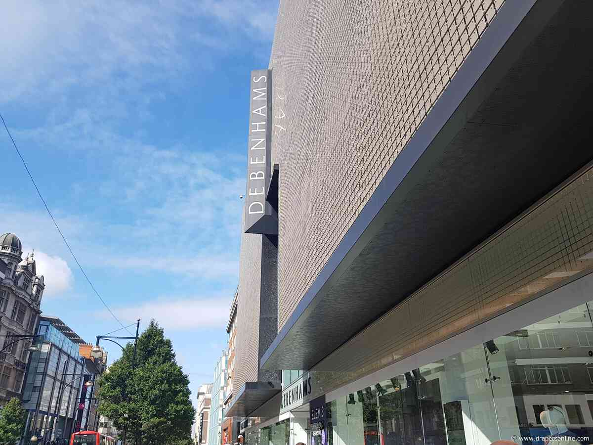 Debenhams splits with property director