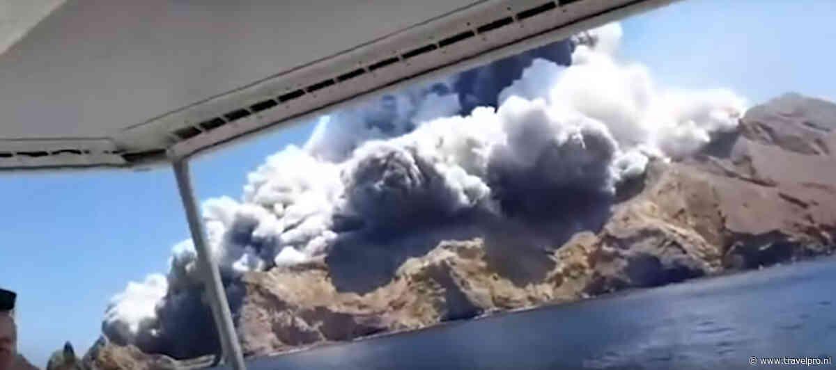Video: Vijf doden, tien vermisten en meerdere gewonden na vulkaanuitbarsting in Nieuw-Zeeland