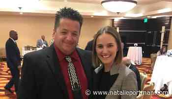 Natalie Portman at the ANWOL Gala