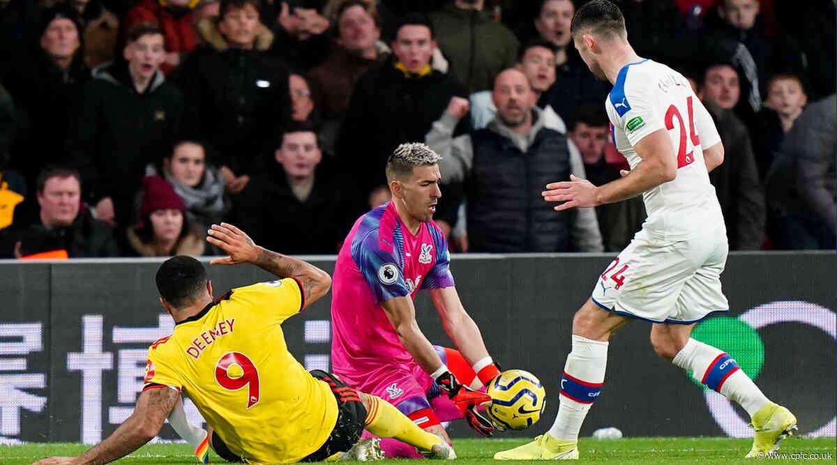 Guaita earns eToro Man of the Match for Watford clean sheet