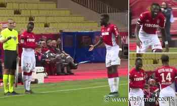 Chelsea flop Tiemoue Bakayoko FORGETS his own shirt number