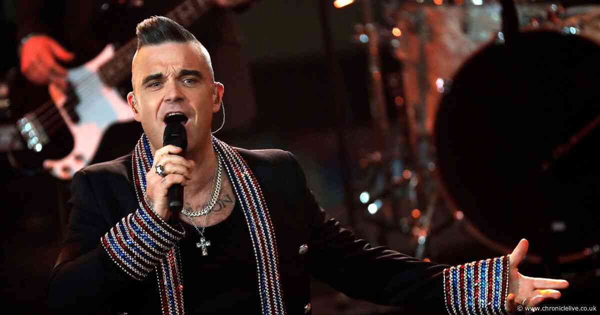Robbie Williams is up for I'm A Celebrity 2020 - but wants a record breaking fee