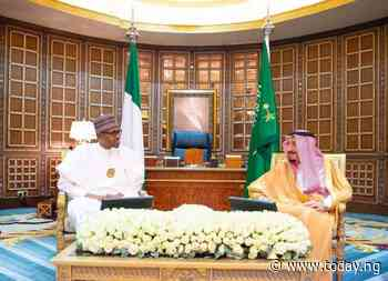 Saudi Arabia pledges support to Nigeria