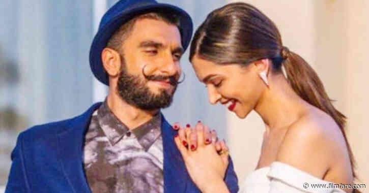 Ranveer Singh cannot stop gushing over Deepika Padukoneâs new hairstyle