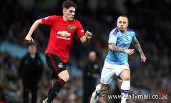Daniel James was 'unbelievable' in Man Utd's derby day victory says legend Peter Schmeichel