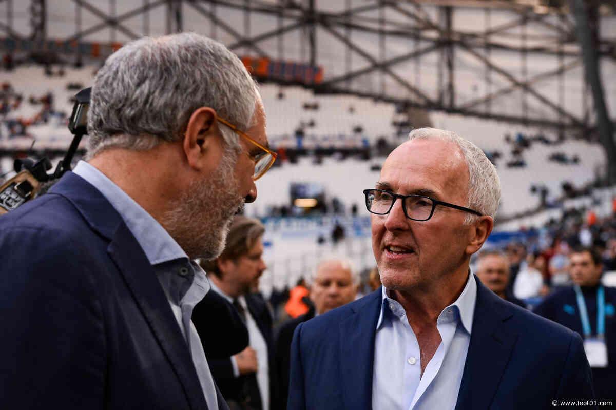 OM : Pierre Ménès a une crainte XXL au mercato