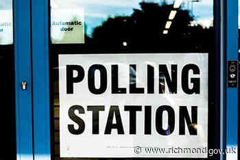 Check your polling station before voting