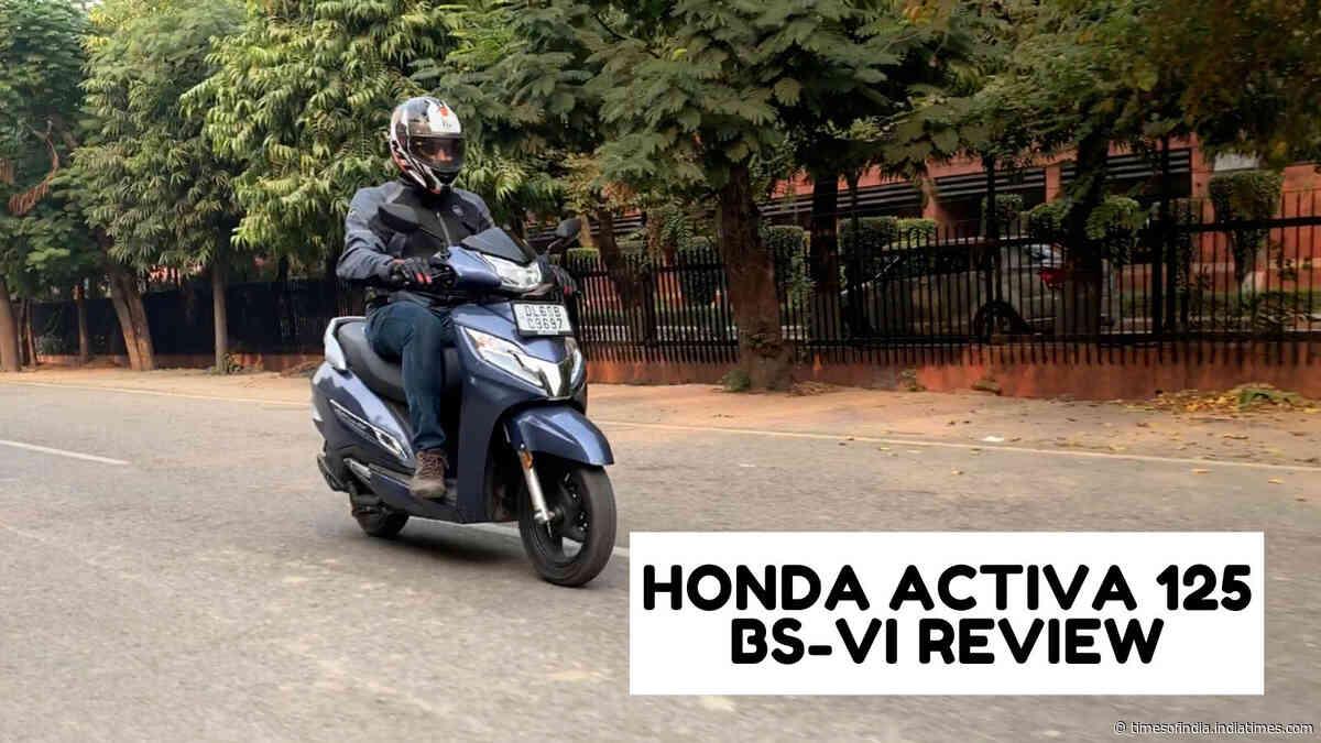 Honda Activa 125 BS-VI review