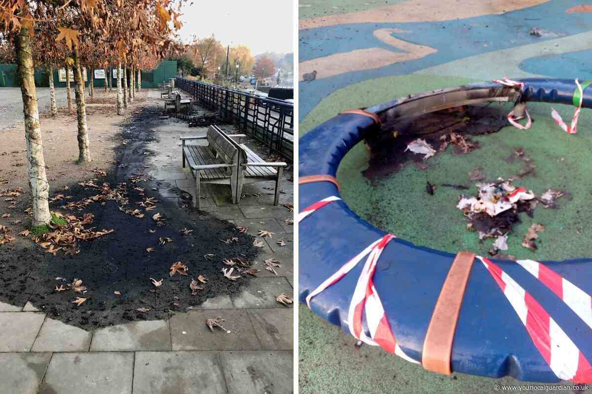 Richmond residents urged to decorate Christmas tree after previous one torched by vandals