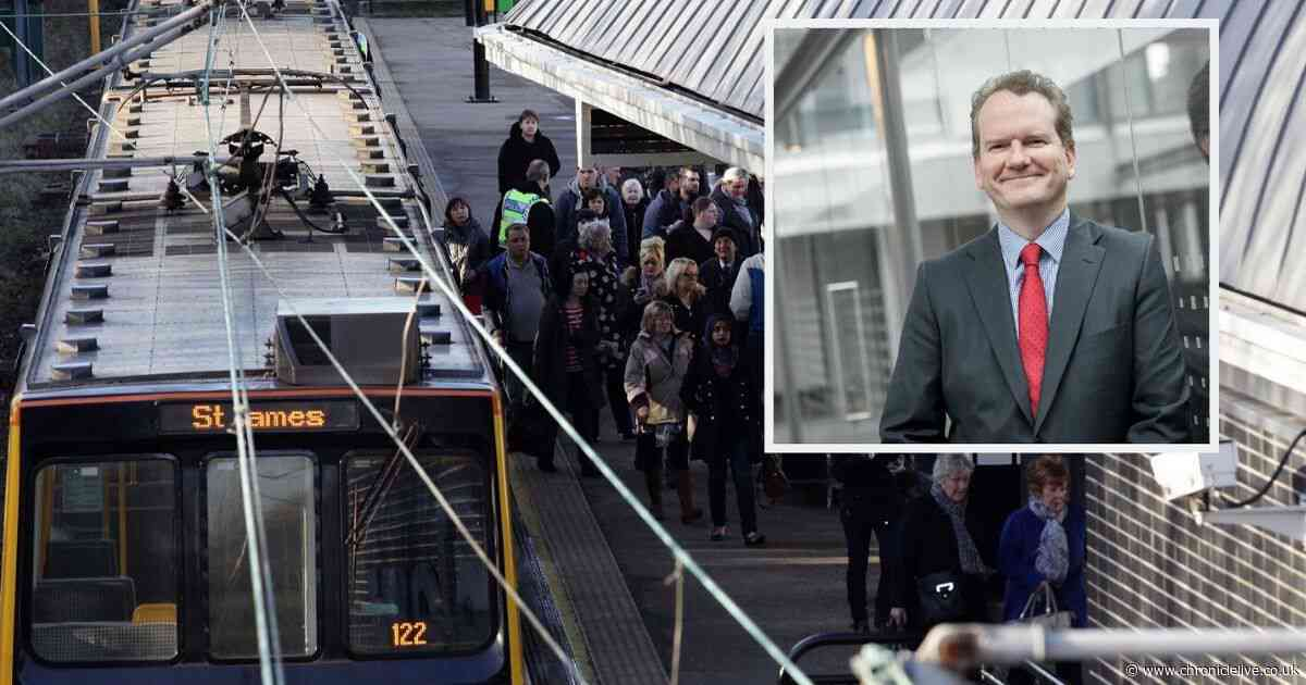 'Extend and upgrade the Metro': Planning expert's plea to politicians vying for Number 10
