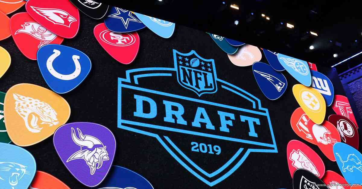2020 NFL Draft order: Detroit Lions break into the top 5