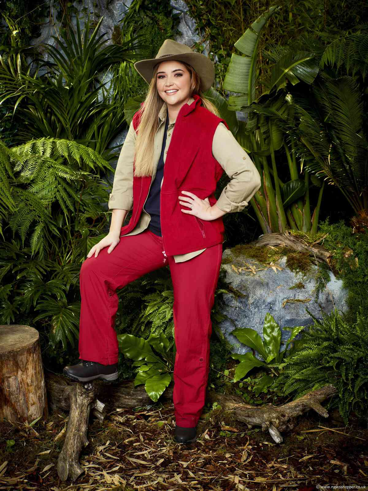 EastEnders star from Bexley Jacqueline Jossa wins I'm a Celeb 2019