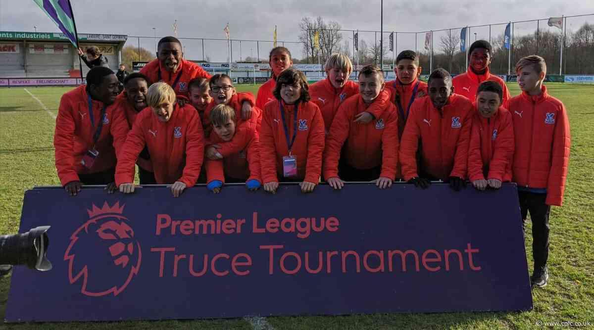 Palace U12s benefit from international Premier League Truce Tournament