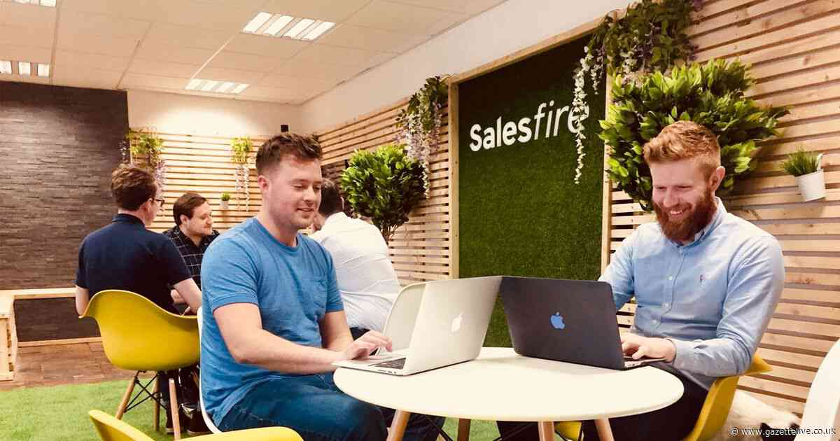 Fast-growing digital firm announces plans to almost double headcount