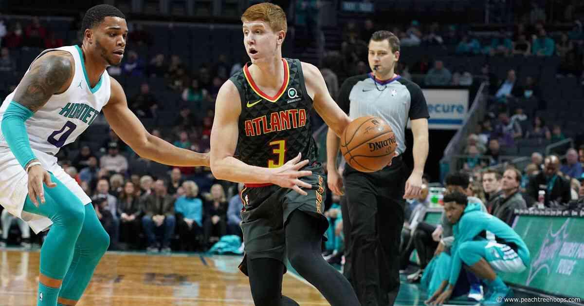 Hawks knock off Hornets behind season-high outings