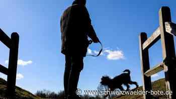 Calw: Erst Hund auf Jogger gehetzt, dann zugeschlagen