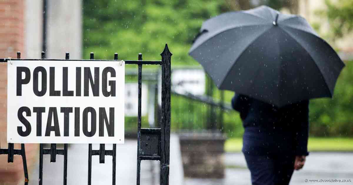 General election forecast: What will the weather be like on voting day?