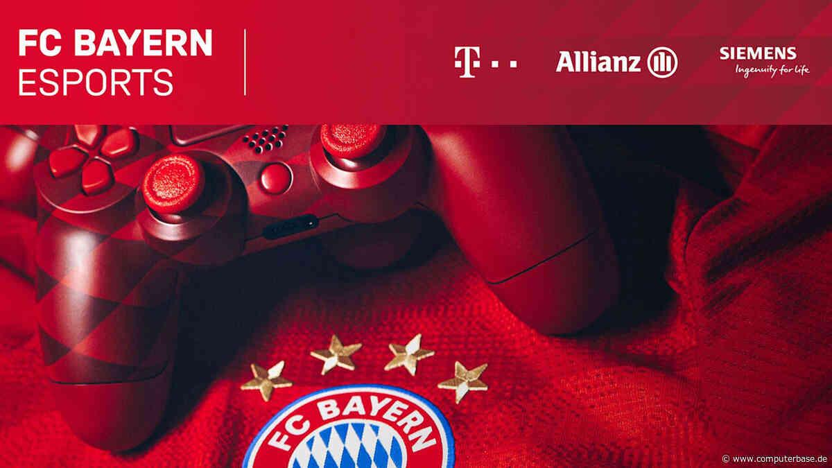 eFootball.Pro League: FC Bayern München steigt mit PES in den E-Sport ein