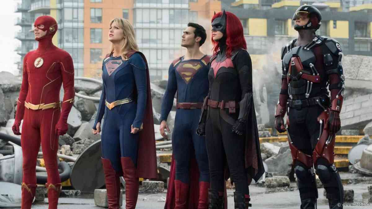 Crisis on Infinite Earths is an epic Avengers-like crossover for TV     - CNET