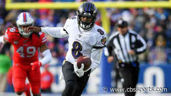 NFL Week 15 early odds: Ravens open as fourth-largest favorite in team history, Steelers favored over Bills