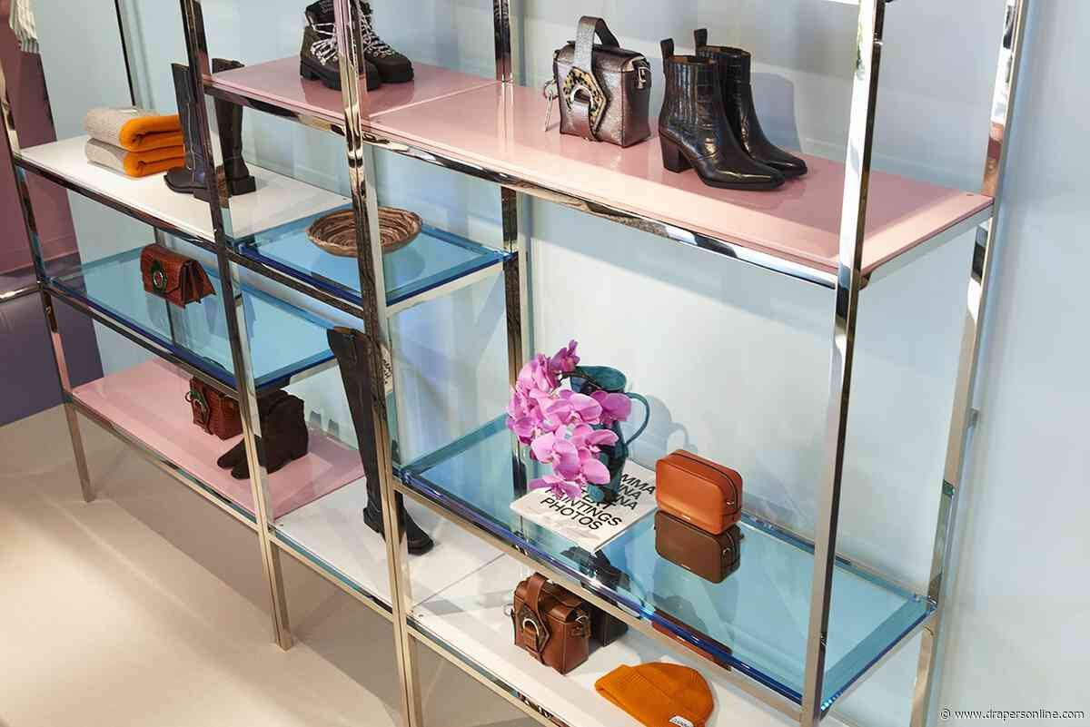 First Look: Ganni's new Miami flagship