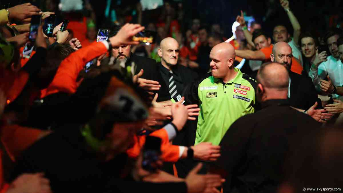 QUIZ: Test your knowledge of darts walk-on songs