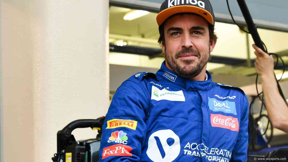 Alonso leaving F1 door 'open' for 2021