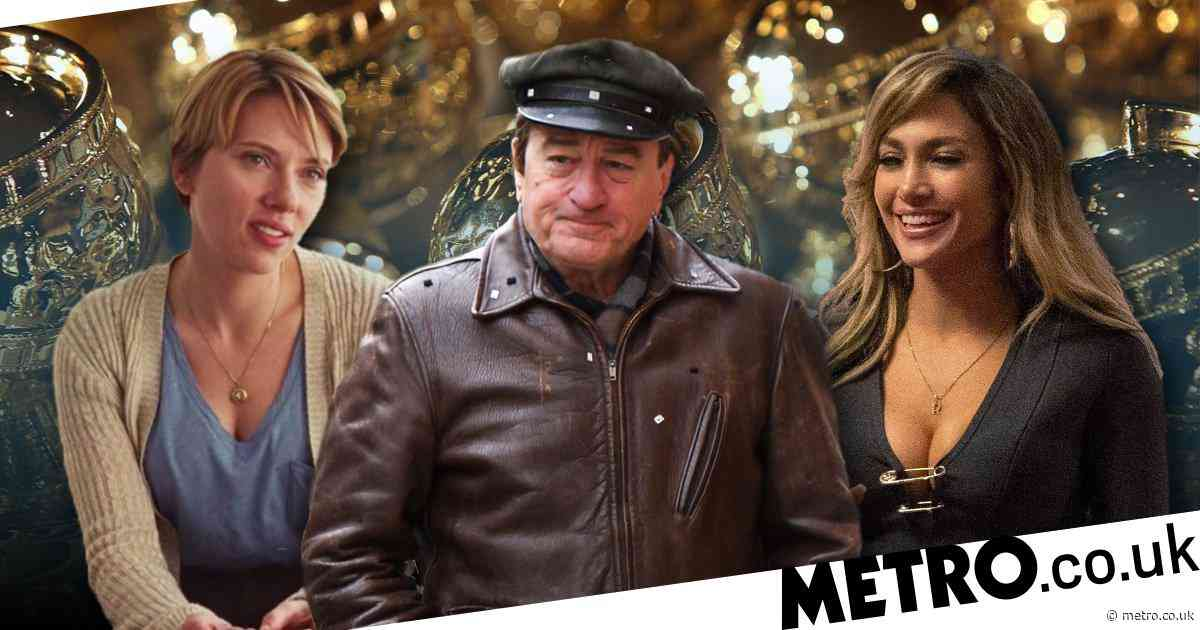 Golden Globes 2020 nominations: The Irishman, Marriage Story and Once Upon A Time In Hollywood among the nods