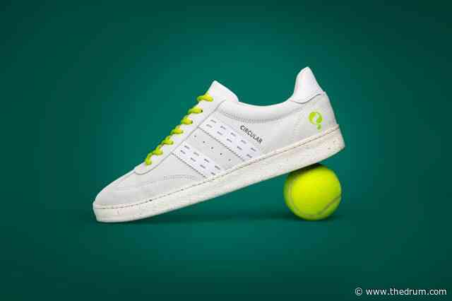 This ace ABN AMRO campaign turned 50,000 tennis balls destined for landfill into a playground