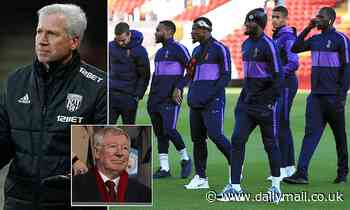 Alan Pardew blames players' WhatsApp groups for 'toxic' atmosphere in Premier League dressing rooms