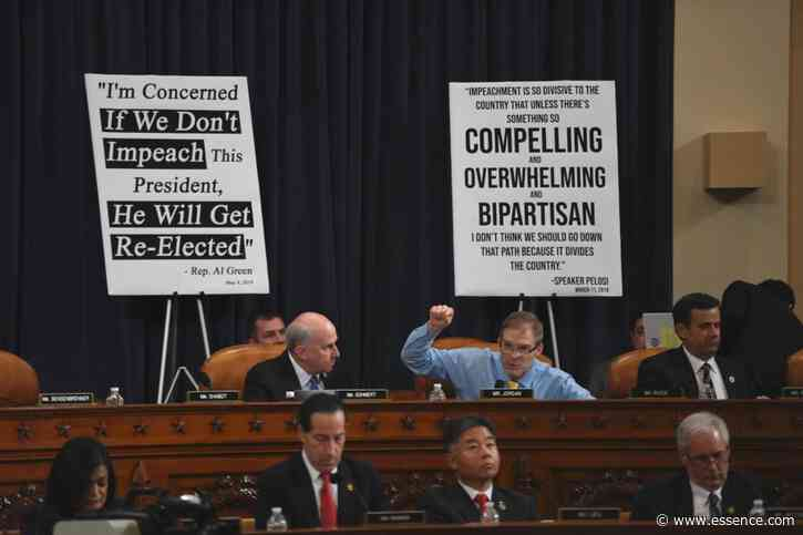 Impeachment Process Barrels Forward With House Judiciary Committee Hearing
