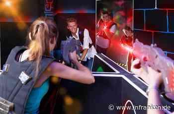 Lasertag bei Würzburg: Zombie-Action mit Laserspektakel