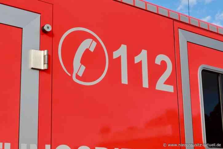 Straßenbahnfahrer bei Unfall in Cottbus verletzt