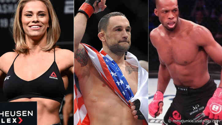 Matchup Roundup: New UFC and Bellator fights announced in the past week (Dec. 2-8)