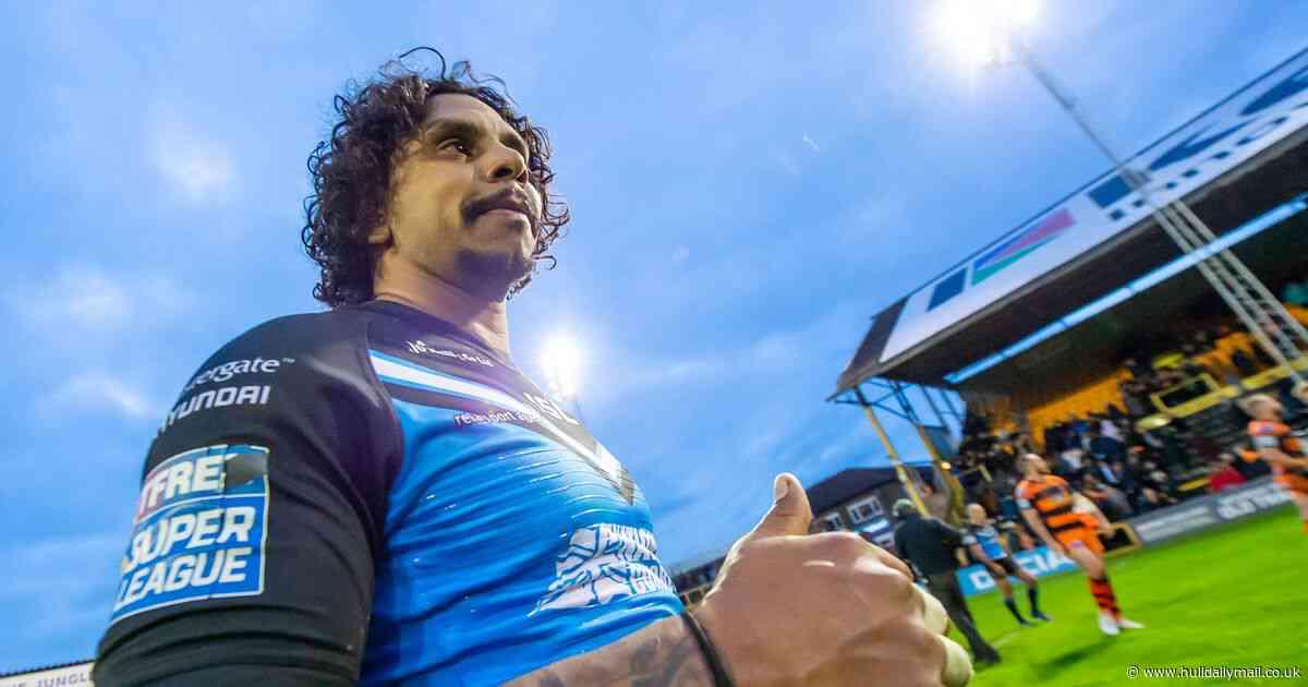 Hull FC's 2019 moments: The day Albert Kelly and Ratu Naulago ran riot