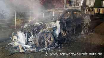 Pforzheim: Motiv für Brandserie noch immer unklar