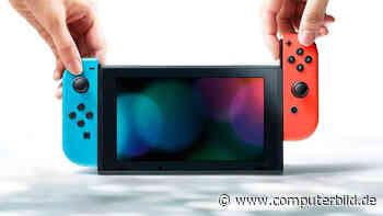 Nintendo Switch günstig bei Media Markt