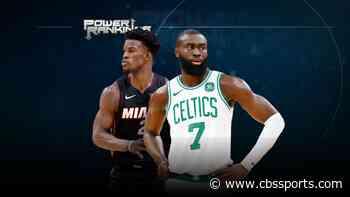 NBA Power Rankings: Lakers, Bucks battle for top spot; Jimmy Butler leads rising Heat; Celtics getting healthy