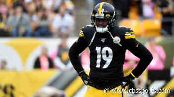 JuJu Smith-Schuster reportedly hoping to return in Week 15 after missing Steelers' last three games