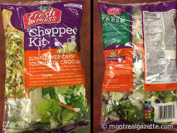 Fresh Express salad kit with romaine recalled after E. coli outbreak