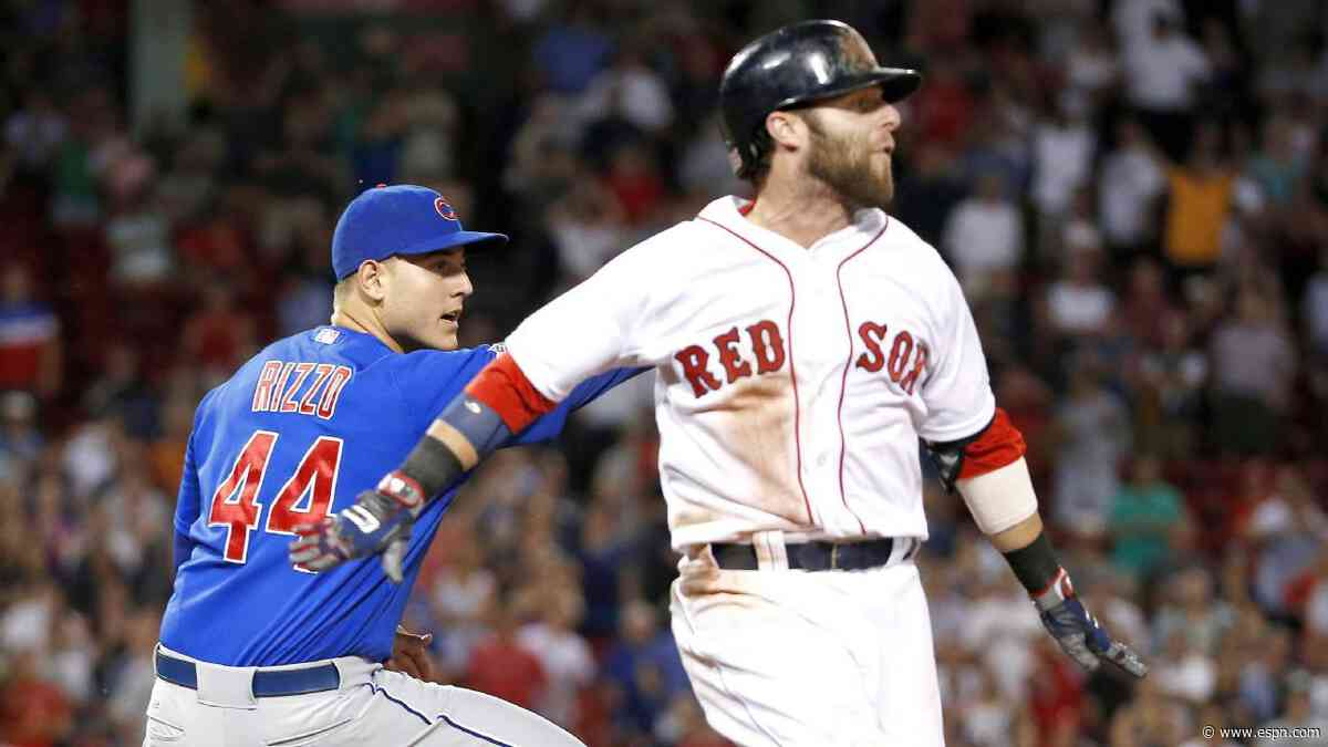 Cubs face Red Sox, Yanks as part of SNB slate