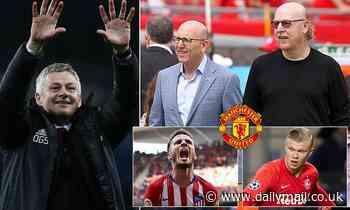 Man Utd tell Ole Gunnar Solskjaer his job is safe and they won't go for Mauricio Pochettino