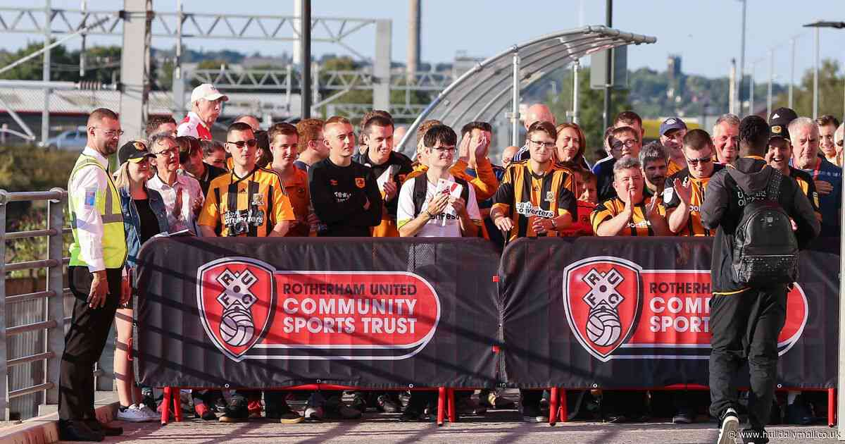 Hull City to bank FA Cup windfall after Rotherham United tie selected for overseas broadcast