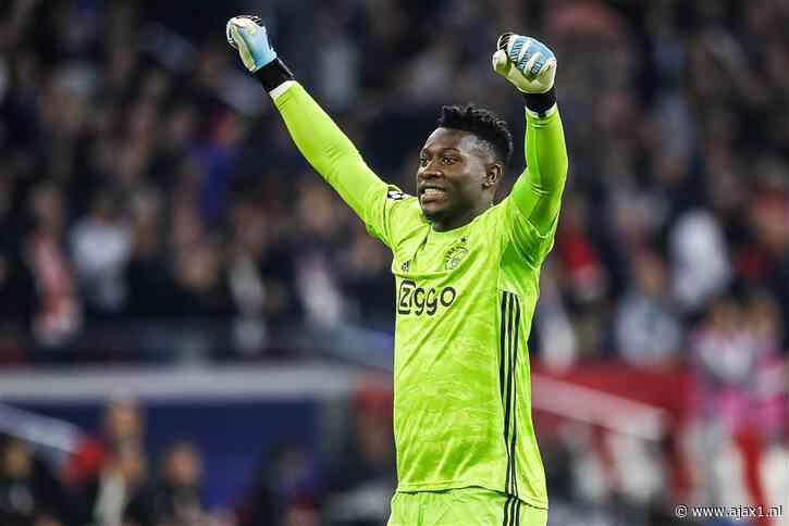 Vermoedelijke opstelling Ajax – Valencia: Lang én Onana in de basis