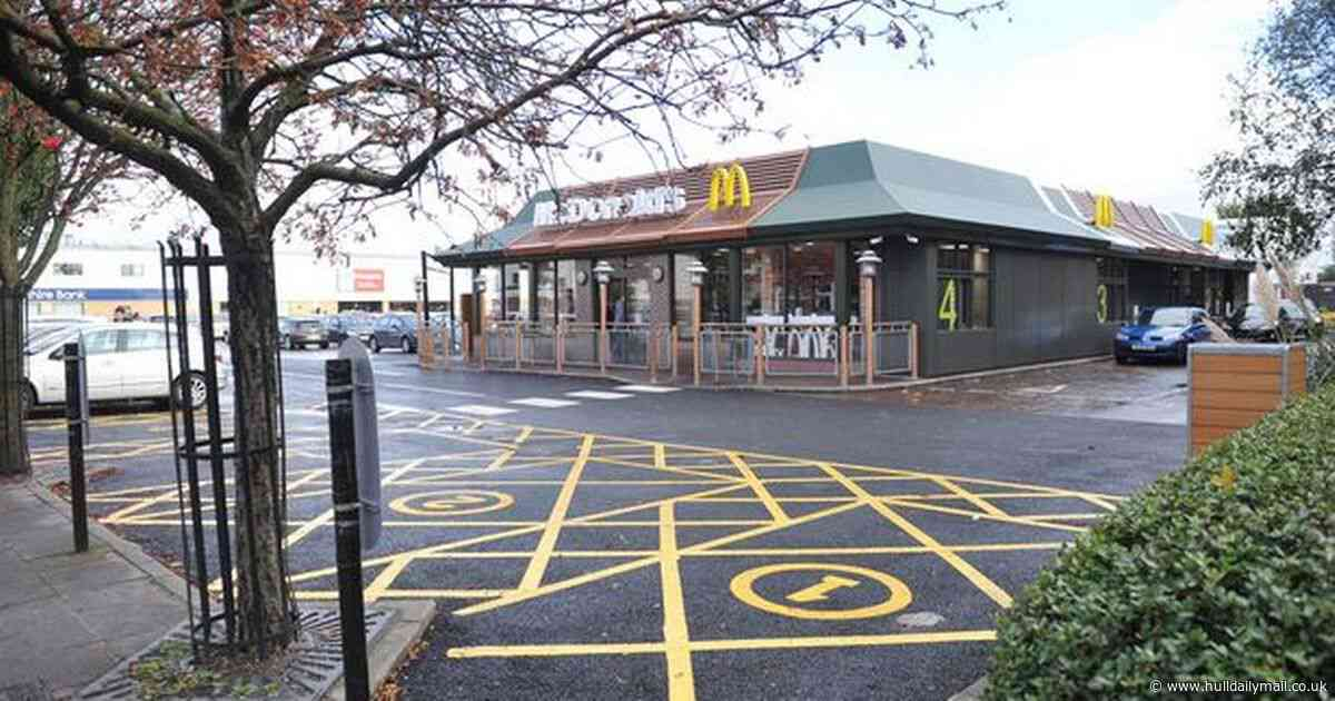 McDonald's workers fight kitchen fire at Holderness Road restaurant