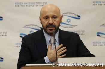 Lebanese Donor Gives Israel Nazi Artifacts, Warns of Anti-Semitism