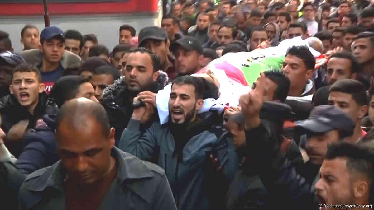 U.N. Finds Israel Knowingly Shot Children, Journalists During Protests